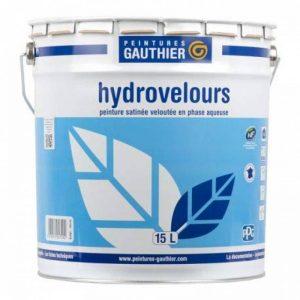 Gauthier Peinture Hydrovelours Blanc 15L de la marque Gauthier image 0 produit