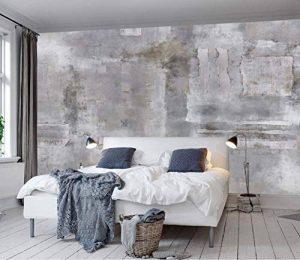 GBHL Papiers Peints à la Maison de décoration de Papier Peint Euro rétro Nostalgie de Mur de Fond de Mur de béton de Mur de Papier Peint 3D, 350x245 cm (137.8 par 96.5 en) de la marque GBHL image 0 produit