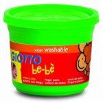 GIOTTO 10292 Gouache doigts 150 ml Set 4 Pièces Couleur Assorties de la marque Giotto image 1 produit