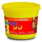 GIOTTO 10292 Gouache doigts 150 ml Set 4 Pièces Couleur Assorties de la marque Giotto image 4 produit