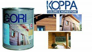 GORI 66-5510 vert sapin 0,75 l - Lasure de finition pour bois extérieur de la marque Gori image 0 produit