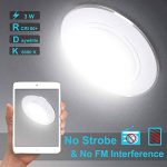 Gr4tec 10x LED Spots Encastrables, Lampe de Plafond avec Transformateur Blanc Froid Plafonnier Encastré 3W 300lm Equivalente de 30W d'éclairage 220V IP44 RA80 Non Dimmable de la marque Gr4tec image 1 produit