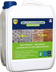 Guard Industrie - Anti-laitance de ciment, béton, carrelage - Décap'Laitances Guard Ecologique 5L de la marque Guard-Industrie image 0 produit