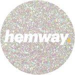 Hemway - Additif paillettes pour joint de carrelage à base de résine époxy/ciment - cuisine/salle de bains - facile d'utilisation/résiste à la chaleur/ne s'oxyde pas/ne déteint pas - 100 g de la marque Hemway image 1 produit