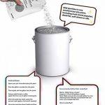 Hemway - Additif à paillettes - pour peinture émulsion ou à l'eau - 110 g de la marque Hemway image 1 produit