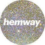 Hemway - Cristaux pailletés métallisés - pour sol en résine époxy - usage domestique/commercial/industriel - garage/cave/intérieur/extérieur - 500 g de la marque Hemway image 1 produit