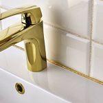 Hemway joint carrelage additif à paillettes, 100g pour le carrelage de salle de bain, pièce humide, cuisine, facile à utiliser. Ajoutez/mélangez avec de la résine époxy ou joint à base de ciment, de la marque Hemway image 4 produit
