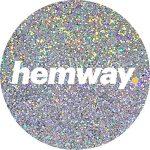 Hemway joint carrelage additif à paillettes, 100g pour le carrelage de salle de bain, pièce humide, cuisine, facile à utiliser. Ajoutez/mélangez avec de la résine époxy ou joint à base de ciment, de la marque Hemway image 1 produit