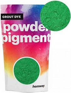 Hemway - Pigments de coloration en poudre pour joint - mortier/ciment/béton/enduit de la marque Hemway image 0 produit