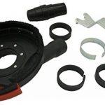 HERZO Capot de protection pour système d'aspiration avec brosse dentée 125mm de la marque HERZO image 1 produit