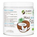 Huile de Coco Bio - 500 ml - Vierge, Pure et Biologique de la marque PLANETE-AU-NATUREL image 1 produit