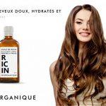 Huile de Ricin 100% Bio, Pure et Naturelle - 50 ml - Soin pour Cheveux, Cils, Ongles, Peau. de la marque Biorganique image 2 produit