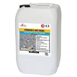 Hydrofuge et anti taches imperméabilisant murs, sols, toitures et facades - IMPERPRO - incolore, 20L (jusqu a 100m2) de la marque ARCANE-INDUSTRIES image 0 produit