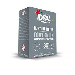 Idéal - Teinture Tissus Poudre Tout En Un Maxi Gris 350G - Livraison Gratuite pour les commandes en France - Prix Par Unité de la marque Entretien image 0 produit