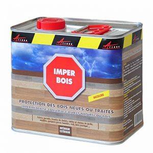 Imperméabilisant hydrofuge Bois: teck, pin, bois exotique, chêne - IMPERBOIS - Liquide- Transparent, 2.5L (jusqu a 12.5m²) de la marque ARCANE-INDUSTRIES image 0 produit