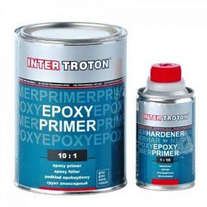 INTER TROTON Apprêt époxy 2K 10: 1 - 1,0 litre incl. Durcisseur de la marque Troton image 0 produit