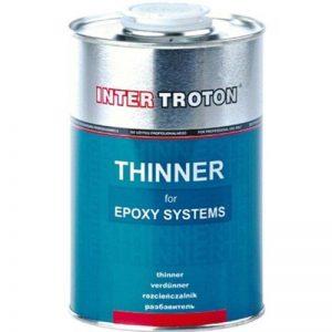 Inter troton époxy verdünnung pour époxy–Produits 1L Diluant Thinner meilleure qualité de la marque Troton image 0 produit