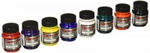 Jacquard Produits Jacquard Dye-na-Flow Liquid Couleur 2.250z Primarysecondaryblack et Blanc, Acrylique, Multicolore de la marque Jacquard-Products image 0 produit