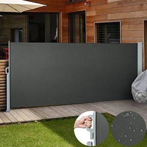Jago Store Latéral 300 x 160 cm Paravent Extérieur Rétractable (Taille/Coloris au Choix) de la marque Jago image 0 produit