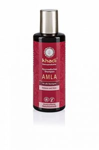 KHADI Shampooing ayurvédique Amla Volume et brillance - 210ml de la marque Khadi image 0 produit