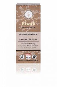 Khadi - Teinture aux Plantes - Coloration Permanente - Marron Foncé de la marque Khadi image 0 produit