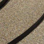 Kit complet pour tapis de pierre W730 Gravier de marbre | Rosso Verona 1-4mm | 2qm de la marque Wowe image 4 produit