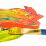 Kit de couleurs acryliques pour enfants et adultes - Set de 14peintures acryliques Tritart de la marque Tritart image 3 produit