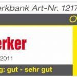 Küpper 12177 Banc de travail, fabriqué en Allemagne, 170x 60x 84cm de la marque KÜPPER image 1 produit