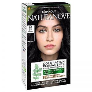 Kéranove Naturanove Coloration Permanente aux Phytopigments Végétaux Nuance Noir Intense 1.0 de la marque Kéranove image 0 produit