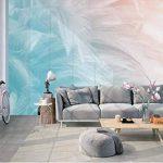 LANYU Papier Peint, 3D Dessinés À La Main Texture Art Déco Peinture Murale Chambre À Coucher Intérieur Maison Papier Peint Décoration De La Maison, 300 * 210Cm de la marque LANYU image 3 produit