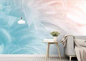 LANYU Papier Peint, 3D Dessinés À La Main Texture Art Déco Peinture Murale Chambre À Coucher Intérieur Maison Papier Peint Décoration De La Maison, 300 * 210Cm de la marque LANYU image 0 produit