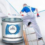 Lausitzer Farbwerke Peinture traditionnelle pour piscine Revêtement de piscine imperméable Bleu, blanc et vert au choix, bleu de la marque Lausitzer Farbwerke image 1 produit