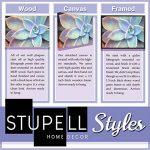 Le Stupell Home Decor Collection Coq Peinture Vieilli Surface Plaque Murale Art, Bois, Multicolore, 25.4x 64.52x 38.1cm de la marque The-Stupell-Home-Decor-Collection image 3 produit