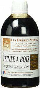 Les Frères Nordin 410502 Teinte à Bois Chêne Moyen Doré Dore de la marque Les-Frères-Nordin image 0 produit