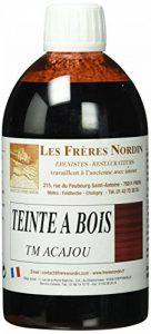 Les Frères Nordin 410510 Teinte à Bois Concentré Acajou de la marque Les-Frères-Nordin image 0 produit