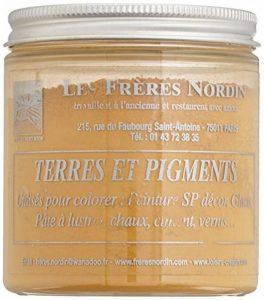 Les Frères Nordin 418111 Terre Pigment Ocre Jaune de la marque Les-Frères-Nordin image 0 produit