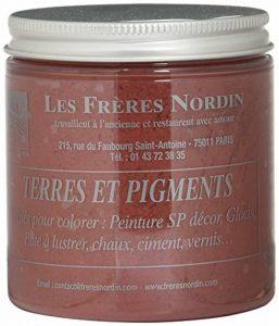 Les Frères Nordin 418137 Terre Pigment Rouge Fuschia Fuchsia de la marque Les-Frères-Nordin image 0 produit
