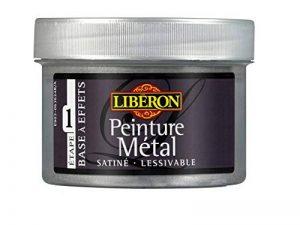 LIBERON Peinture métal pour meuble et objet, Fonte, 250mL de la marque LIBERON image 0 produit