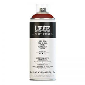 Liquitex 02445 Bombe de peinture aérosol 400 ml Terre de sienne brulée de la marque Liquitex image 0 produit