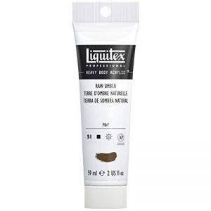 Liquitex Professional Heavy Body Acrylique 59 ml Liquitex Peinture Acrylique 59 ml Terre d'Ombre Naturelle de la marque Liquitex image 0 produit