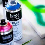 Liquitex Professional Peinture acrylique Aérosol 400 ml Parchemin de la marque Liquitex image 3 produit