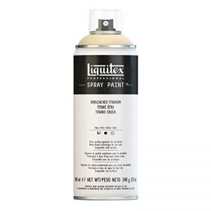 Liquitex Professional Peinture acrylique Aérosol 400 ml Titane écru de la marque Liquitex image 0 produit