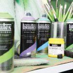 Liquitex Professional Peinture acrylique Aérosol 400 ml Titane écru de la marque Liquitex image 1 produit