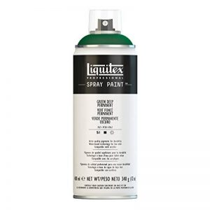 Liquitex Professional Peinture acrylique Aérosol 400 ml Vert foncé de la marque Liquitex image 0 produit