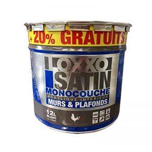 LOXXO Peinture Satin Monocouche 12L Blanc de la marque Loxxo image 0 produit