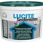 Lucite velours latex20seidenglänz fin d'intérieur Latex couleur blanc 5l de la marque LUCITE image 0 produit