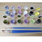 luludsoo Peinture par numéros Dessin par numéros Coloriage par numéros Images de Mur de Cadre de Bricolage pour la Chambre de la marque luludsoo image 4 produit