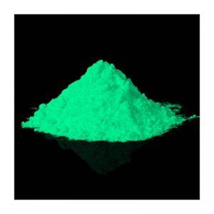 lumentics Premium Poudre phosphorescente - Pigments luminescents Ultra forts, Poudre de Couleur autoluminescente, Poudre Fluorescente, Pigment de Couleur (40 g, Verdure) de la marque lumentics image 0 produit