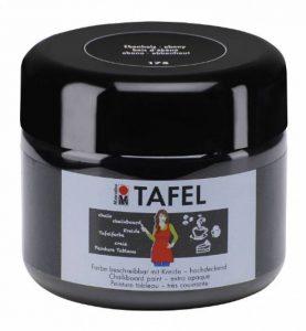 Marabu peinture à tableau (pot de 225 ml)-noir de la marque Marabu image 0 produit