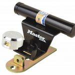 Master Lock 1488EURDAT Barre de sécurité pour porte de garage basculante avec serrure à clé (antivol pour porte de garage) de la marque Master-Lock image 1 produit